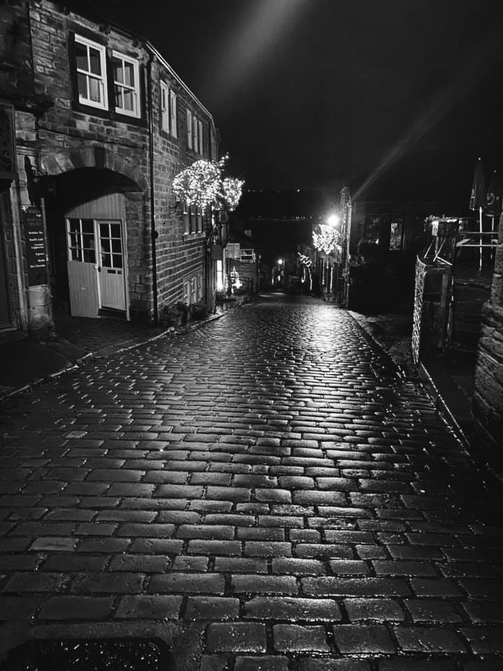 Christmas Bronte Village Interactive Ghost Walks Haworth West Yorkshire Thumbnail Image