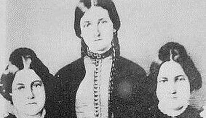 The Fox Sisters America's Spiritual beginning