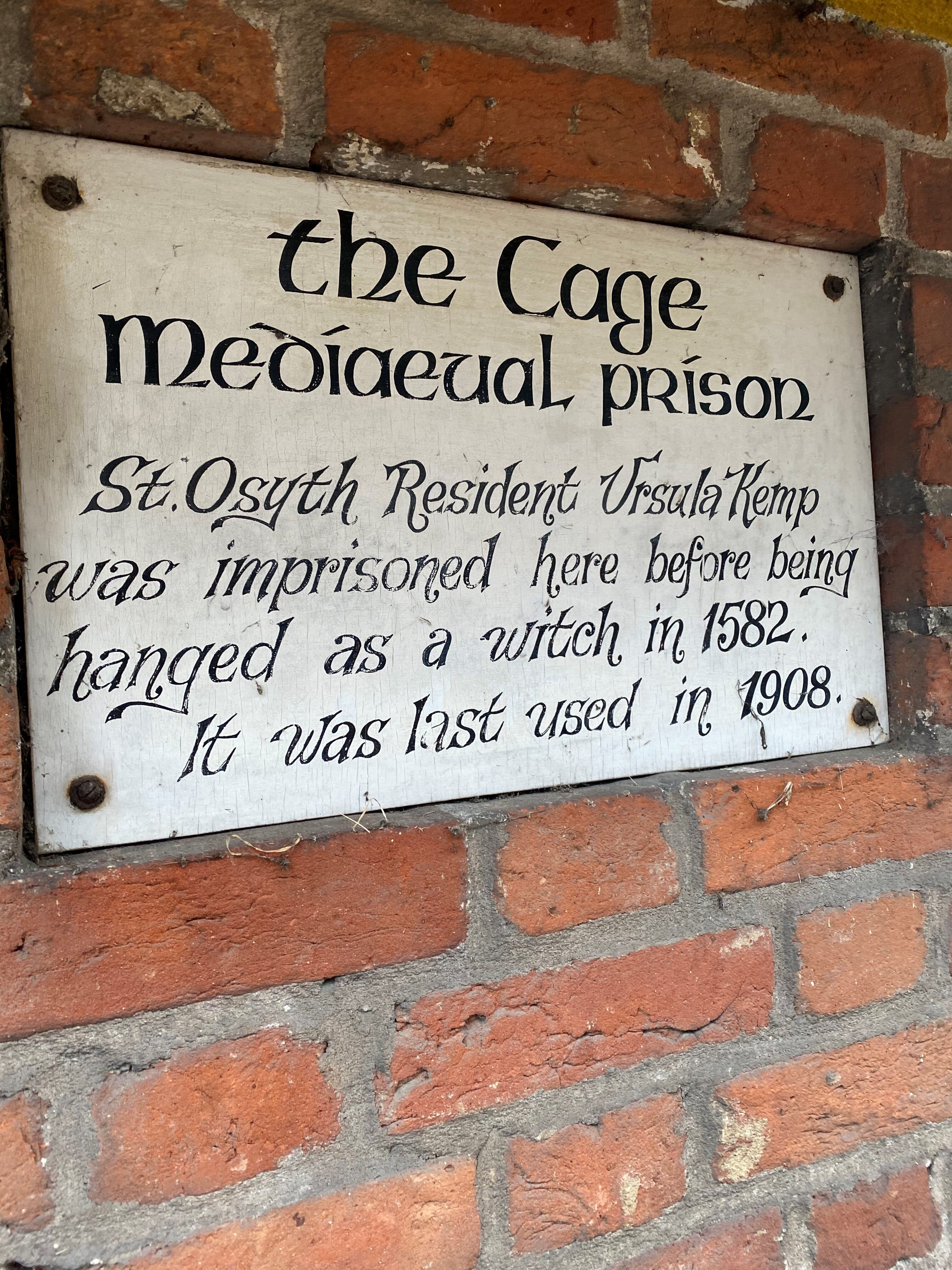 The Haunting of The Cage, St Osyth, Essex with Haunting Nights